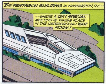 The Pentagon (SuperPowersComics, 13)