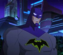 Roger Craig Smith (Bruce Wayne Batman Unlimited Trilogy)