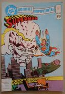 Superman Greek Comics 89