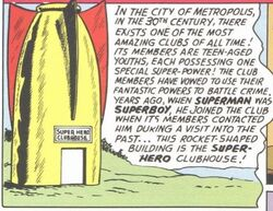 HQ (Adventure Comics 316)