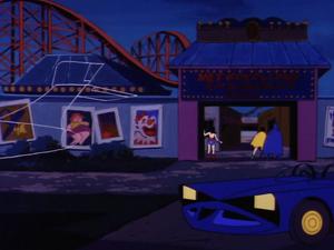Metropolitan World Amusement Park (02x1a - The Brain Machine)