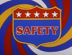 Safety (02x1a - The Brain Machine)