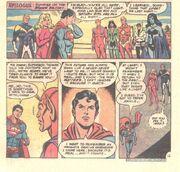 Supes Leaving 4 - Legion of Super-Heroes, 259 (Jan. 1980)
