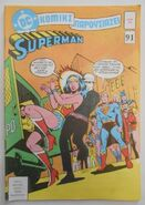 Superman Greek Comics 91