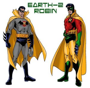 10 Robin -Earth 2
