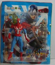 Spider-Man (Legendary Heroes figure)