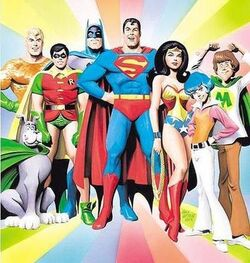 Super-friends super