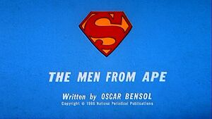 The Men from APE