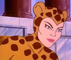 Cheetah (03x15.b - Superfriends Rest in Peace)
