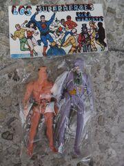 Robin and Joker (Super Powers figures)
