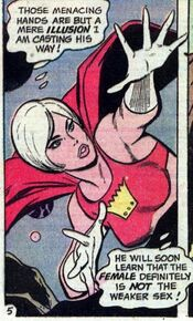 Princess Projectra 2 (Superboy 183)