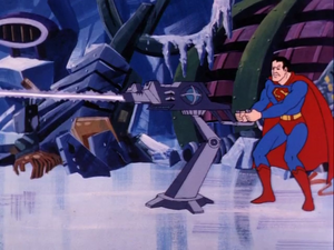Phantom Zone Ray (06x03a - The Evil from Krypton)