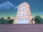 Unnamed Hotel in Bahai City (02x1c - Invasion of the Earthors)