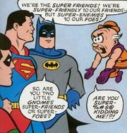 Super Friends (World's Funnest)