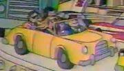 Three Little Pig's car