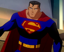 -2010- Superman (JL - Crisis on Two Earths)