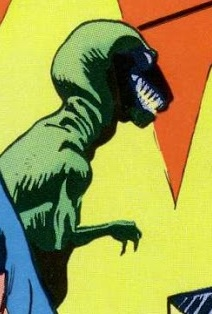 Batman's T-Rex