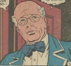 Prof Carter Nichols (SuperFriends 26)