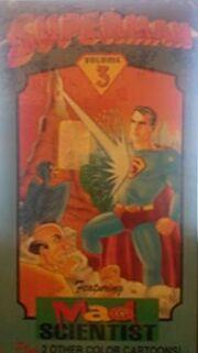 Superman Volume 3 Featuring Mad Scientist