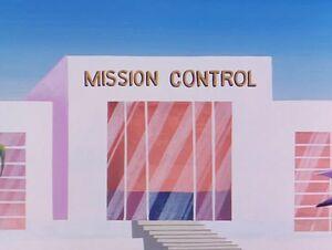 Cape Corageous Mission Control (01x08 - The Androids)