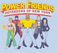 Power Friends Defenders of New York