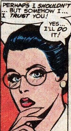 Diana Prince White 2 (DC SPecial Series 19 Nov. 1979)