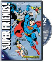 Super Friends - A Dangerous Fate