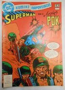 Superman Greek Comics 53