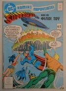 Superman Greek Comics 61