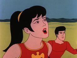 Wonder Girl (The Monster Machine) 5