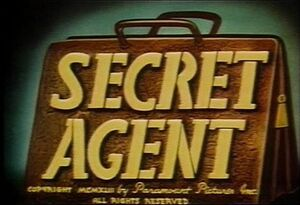17 Secret Agent