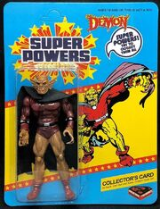 The Demon (Super Powers figure)