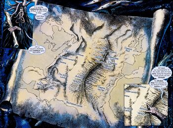 Map of atlantis dcu
