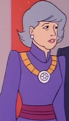 Mrs. Cadwalader (01x15 - The Planet-Splitter)