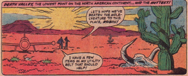Death Valley (SuperFriends 13)