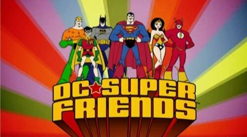 DC-Superfriends
