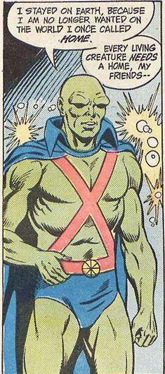 Martian Manhunter (JLA Annual 2 1984)