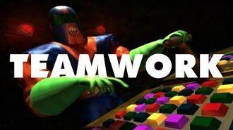 Toonami - Teamwork (Moltar) 1080p HD