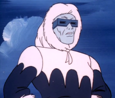 Captain Cold (03x07a - The Giants of Doom)