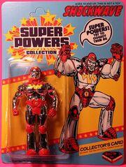 Shockwave (Super Powers figure)