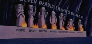 Seven Deadly Enemies of Man