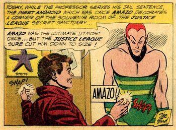 Amazo (BB -30)