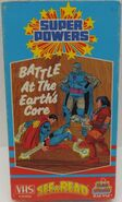 Battle At The Earth's Core (Video Cassette)