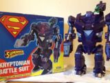 Kryptonian Battle Suit (Superman: Man of Steel toy)
