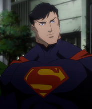 -2014- Superman (DCAMU - Justice League War)