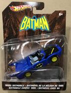 1980s Batmobile (Hot Wheels toy)