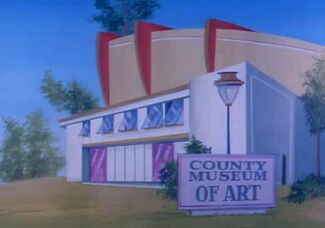 County Museum of Art