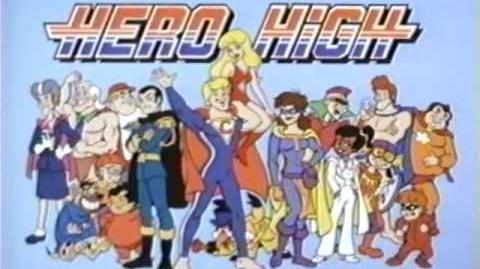 Hero High Opening Intro Filmation
