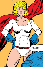 Power Girl (Showcase 97) 2
