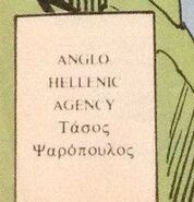 Anglo Hellenic Agency
